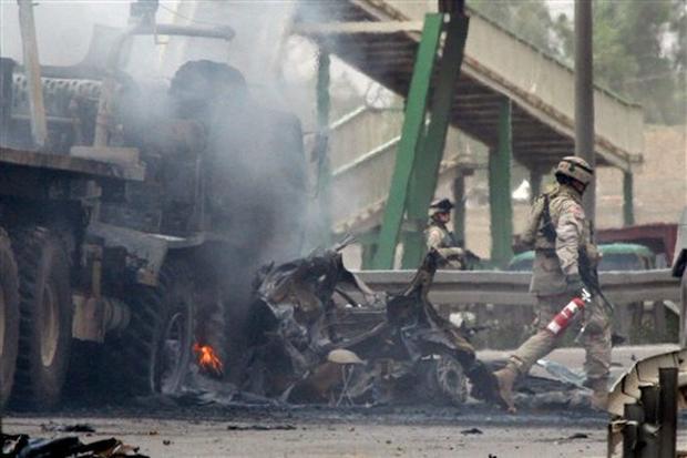 Iraq Photos: May 2 -- May 8