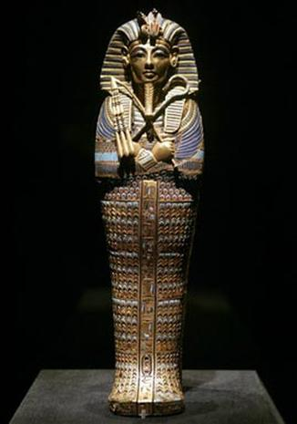 the return of king tut photo 1 pictures cbs news. Black Bedroom Furniture Sets. Home Design Ideas