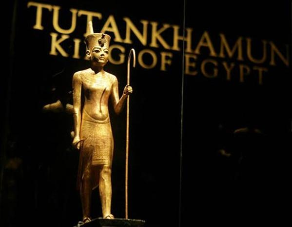 The Return Of King Tut