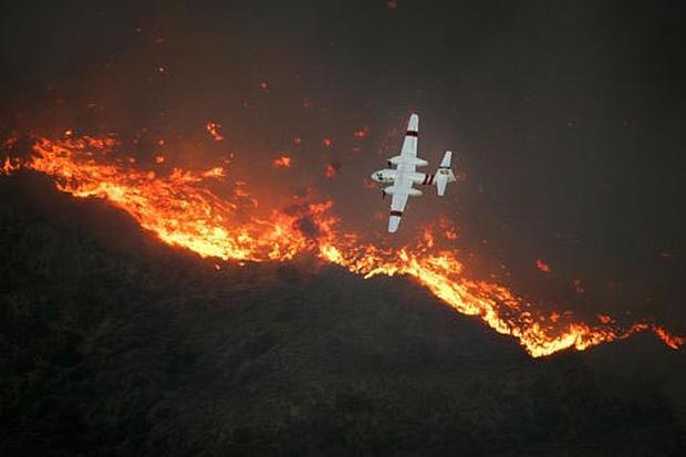 Wildfires: June 23