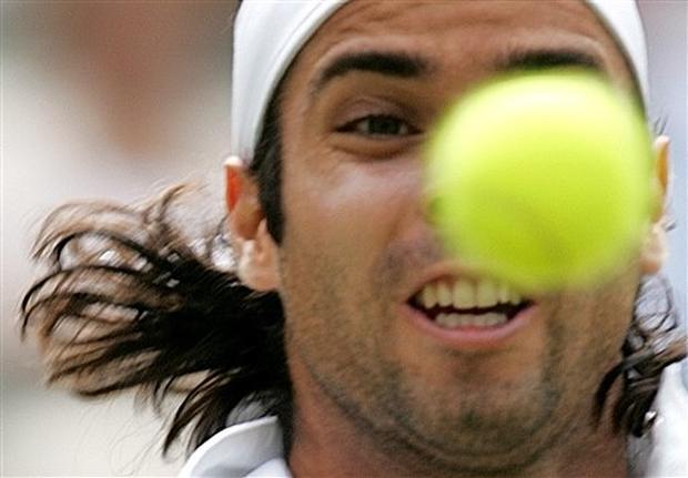 Wimbledon 2005: <br>Week 2