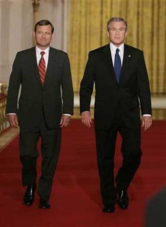 Roberts: Man And Judge