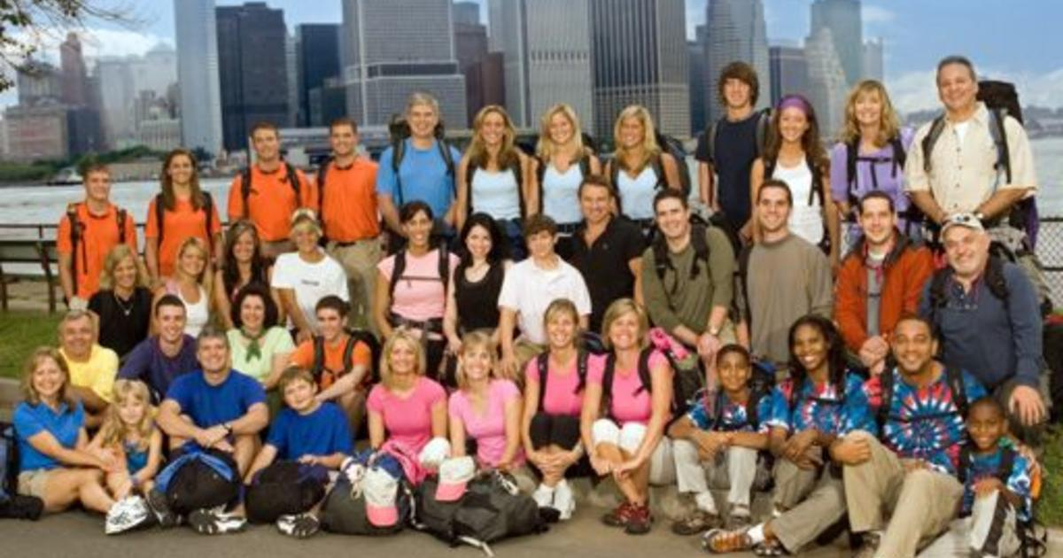 The Weavers Amazing Race Family Edition Pictures Cbs News