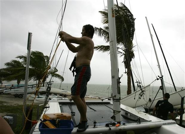 Bracing For Katrina