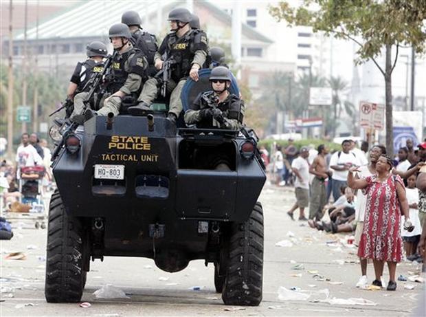 Katrina: Lawlessness