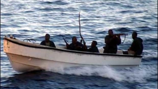 Pirates Attack Cruise Ship  CBS News