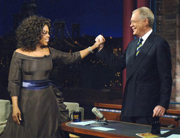 Oprah's Big Night