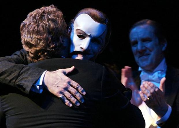 'Phantom' Unmasks Record