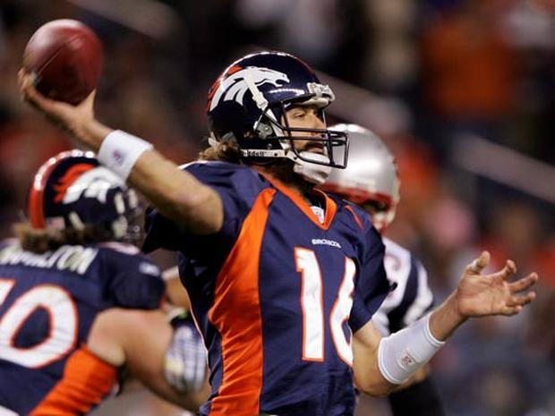 New England Patriots Vs. Denver Broncos - 2005 NFL Playoffs - Pictures -  CBS News 3f6de8a48
