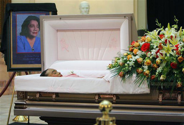 Farewell To Coretta Scott King Photo 19 Pictures Cbs
