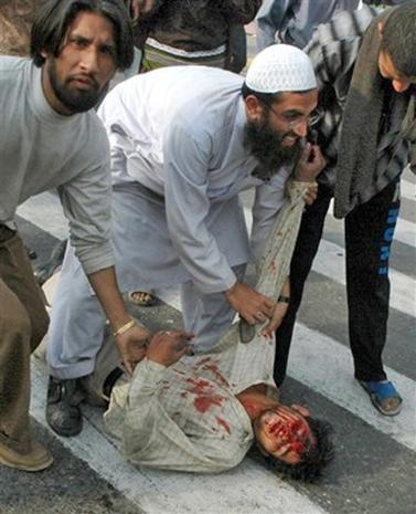 Pakistan Prophet Riots