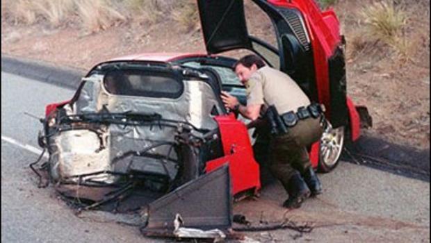 1m Car Crash Caught On Tape Cbs News
