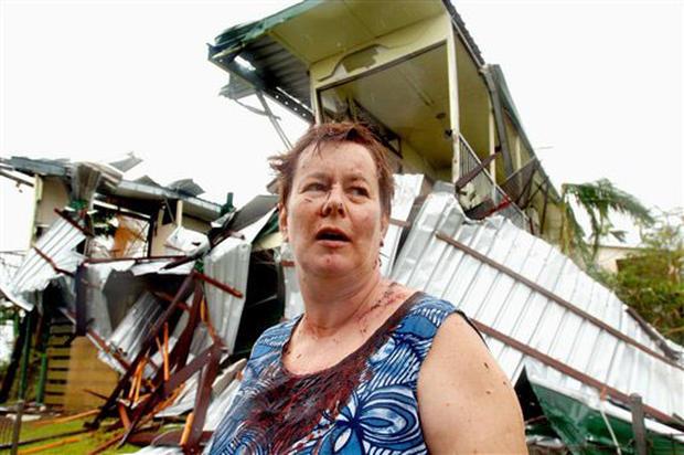 Australia Cyclone