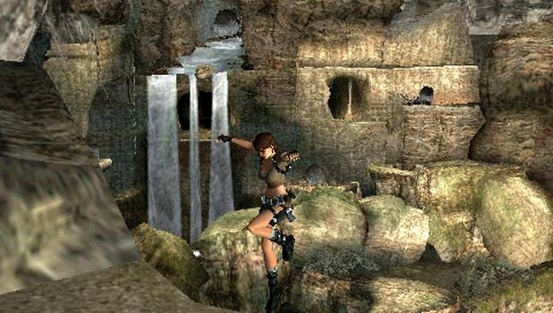 Screens Of Psp Version Tomb Raider Legend Pictures Cbs News