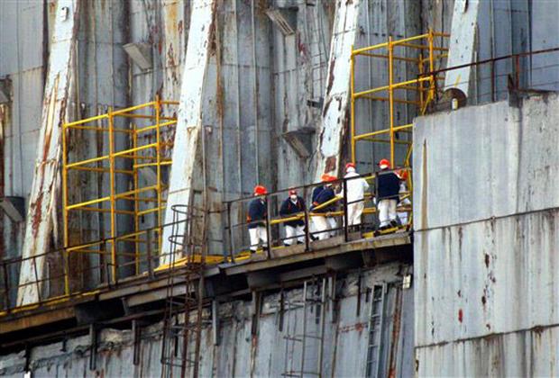 Chernobyl: 20 Years Later