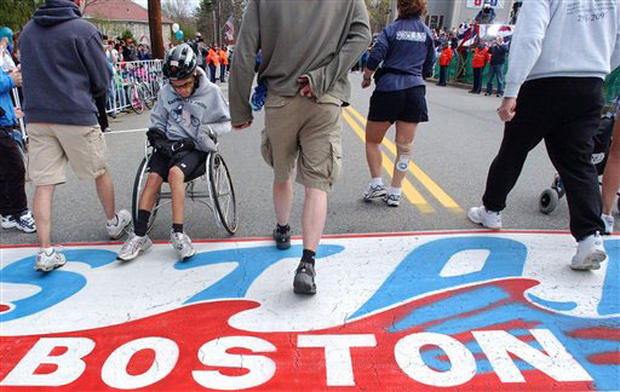 2006 Boston Marathon