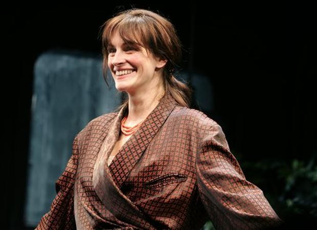 Julia On Broadway