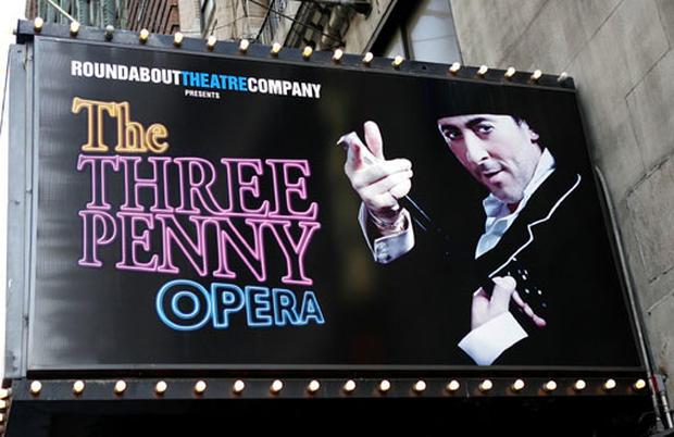 Threepenny Opening