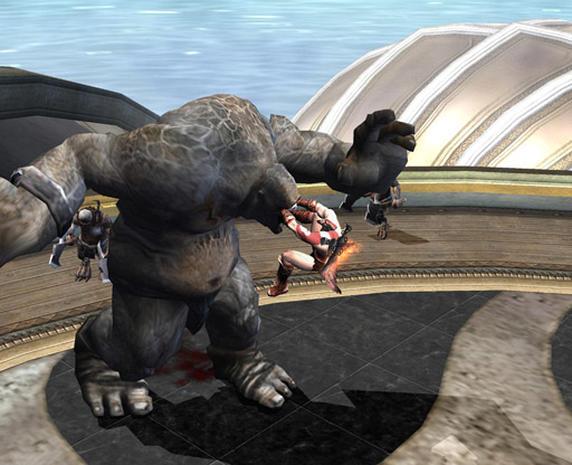 God of War II Screenshots