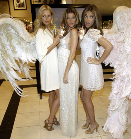 Supermodels On Wings
