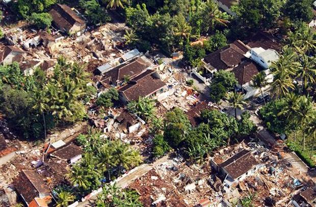 Indonesian Quake