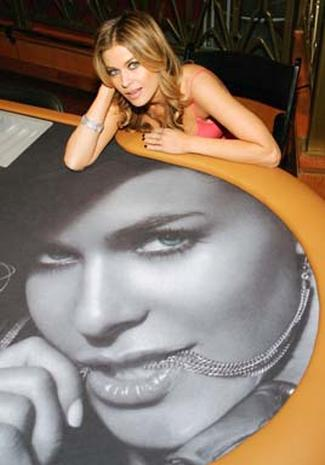 Carmen Electra's Poker Tournament