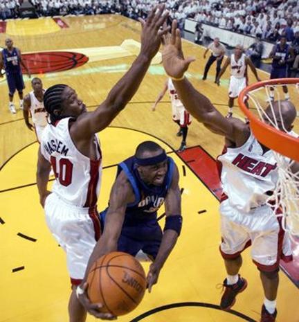 2006 NBA Finals <br> Game 3