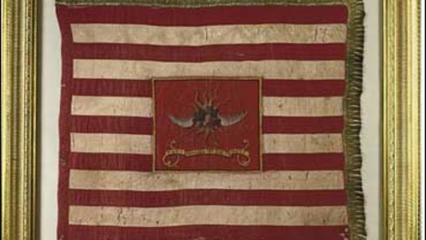 Revolutionary War Flags Go For 174m Cbs News