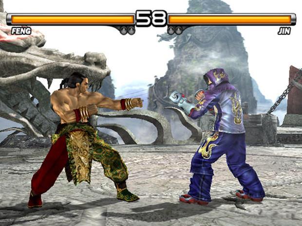 Screenshot - Tekken 5 - Pictures - CBS News