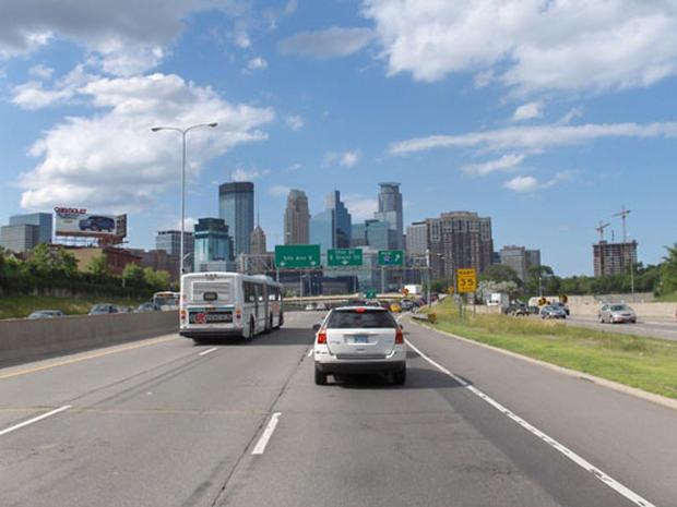 Dan's Diary: Quincy To Minneapolis