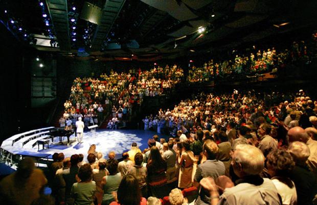 New Home For Landmark Theater