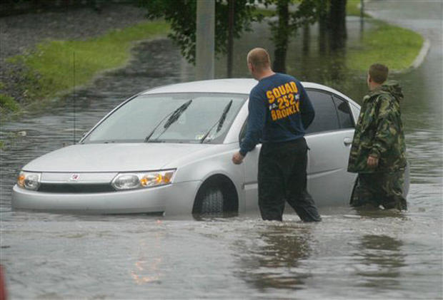 Northeast Flooding