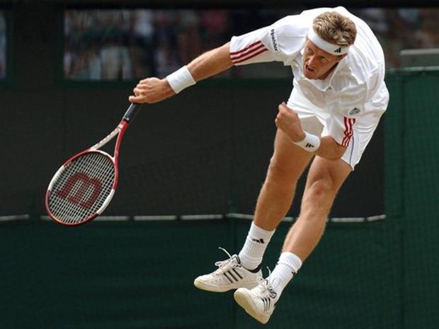 Wimbledon 2006: Week Two