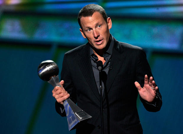 All-Stars Flock To ESPY Awards
