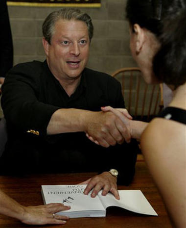 "Al Gore: ""Green"" Media Star"