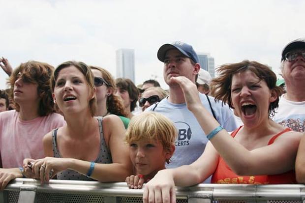 Lollapalooza 2006
