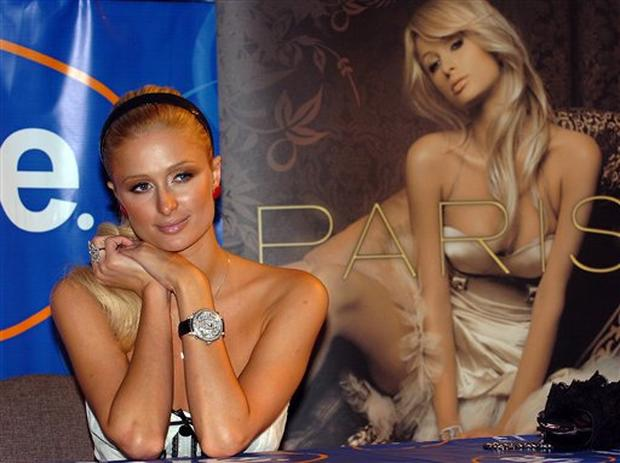Promoting 'Paris'