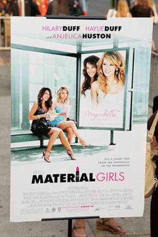 'Material Girls'