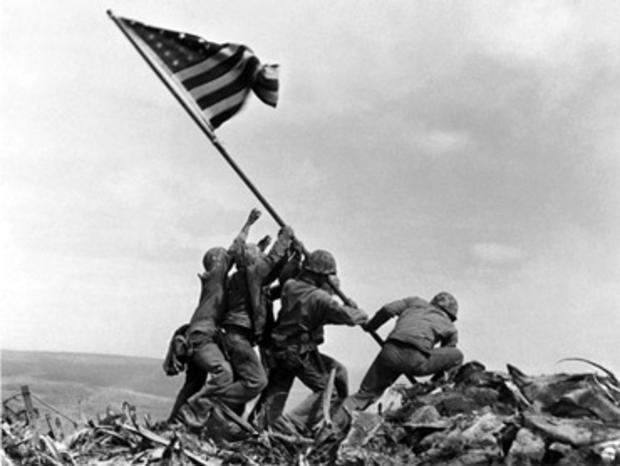Marines say soldier in iconic Iwo Jima photo was misidentified – again