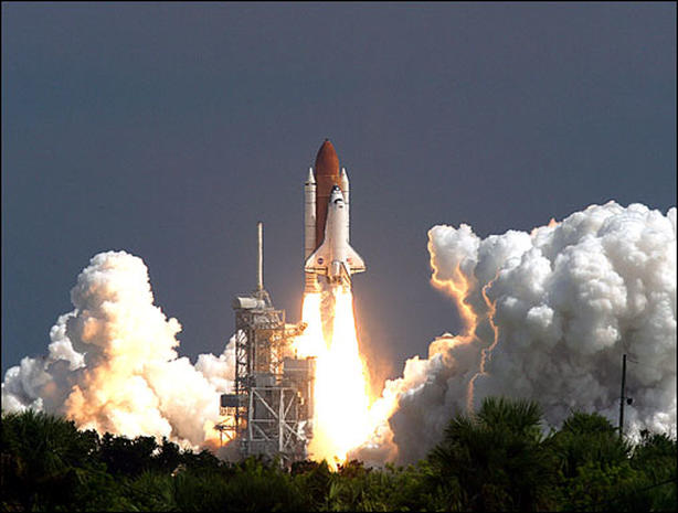 Atlantis Mission: STS-115