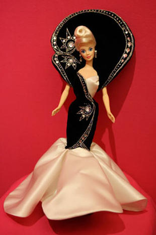 Barbie through the years