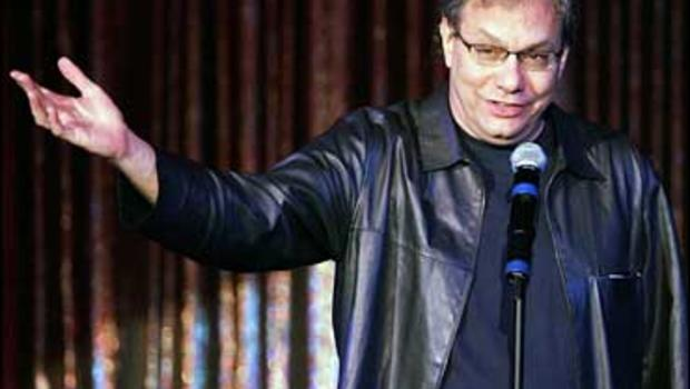 Lewis Black performs