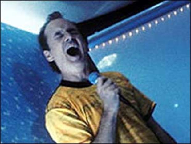 Lost in Translation, Bill Murray, karaoke