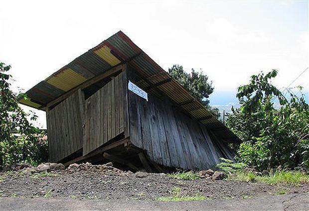 Hawaii Shaken