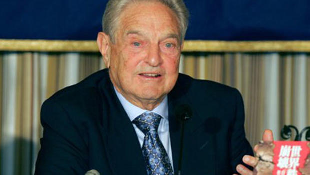 Explosive device found at home of legendary investor George Soros