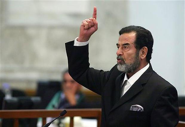 Saddam Verdict