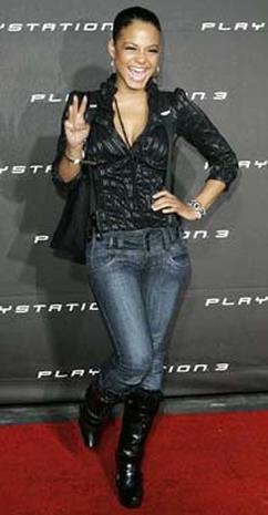 Sony Hosts Lindsay, Paris, Nicole