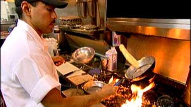 short order cook, breakfast, kitchen, restaurant