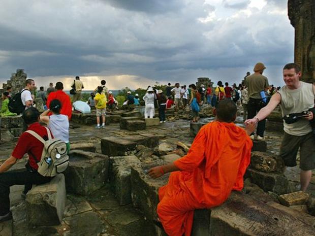 Travel Trip Cambodia