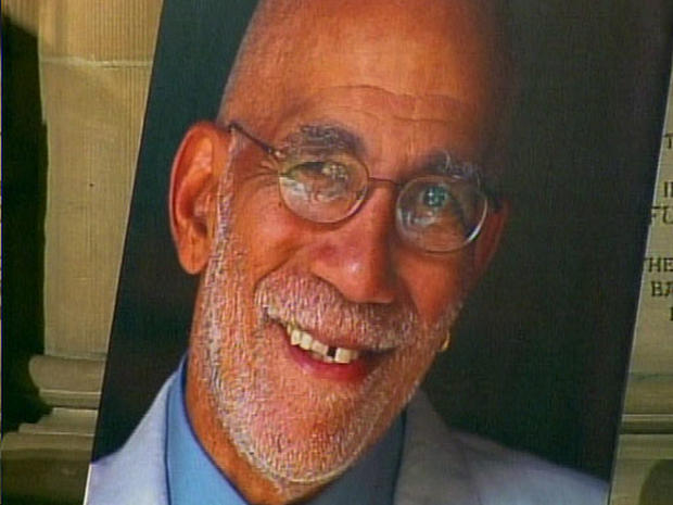 Ed Bradley Memorialized